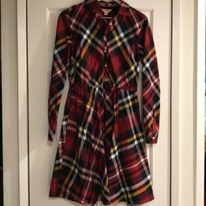 Brooks brothers Red Fleece dress size 8